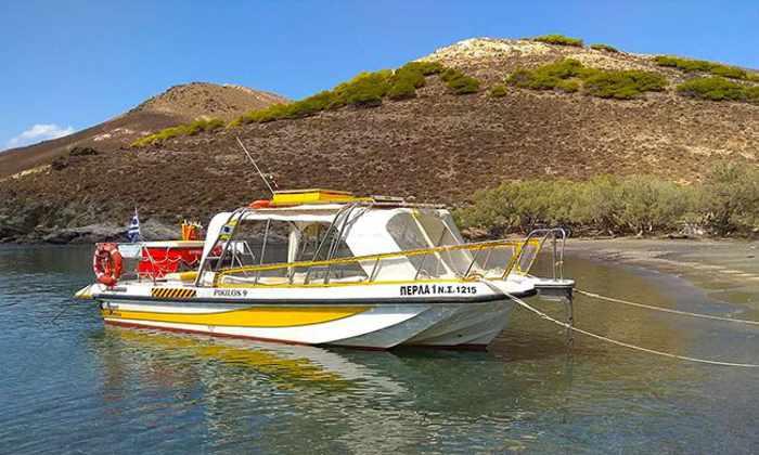 Greece, Greek islands, Cyclades, Siros, Syros, Syros island, Kini, Kini Bay Syros, Syros Adventures, Perla1, boat trips, boat excursions, beach excursions, boat tour, Perla1 Syros,