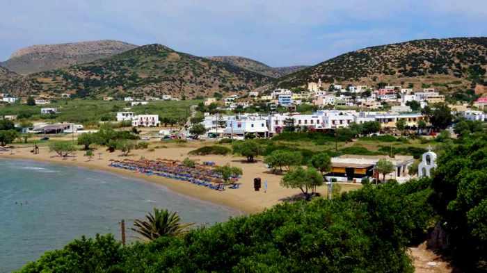 Greece, Greek islands, Cyclades, Siros,Syros, Syros island, Galissas,Galissas beach, beach, seaside, coast, shore