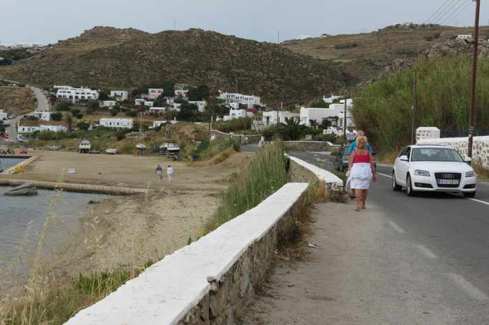 Greece, Greek islands, Cyclades, Mikonos, Mykonos, Tourlos, port, marina, Mykonos New Port, Tourlos Port