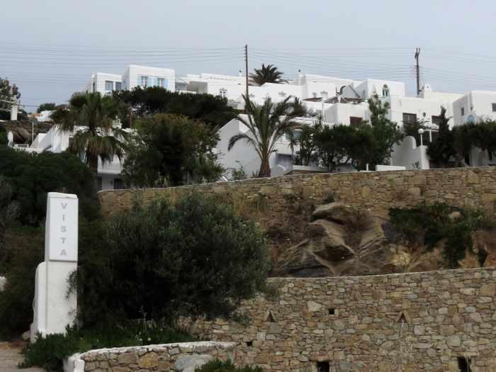 Greece, Greek islands, Cyclades, Mikonos, Mykonos, Mykonos Town, hotel,accommodations, Vista Apartments, Vista Apartments Mykonos, buildings,
