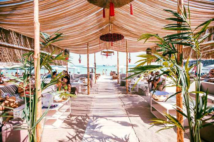 Blue Marlin Ibiza Mykonos photo from the clubs official page on Facebook