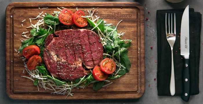 Nusr-et Steakhouse Mykonos photo from the restaurant page on Facebook