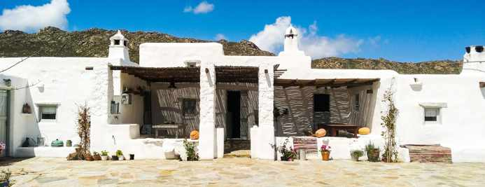 Rizes Folklore Farmstead in Mykonos exterior photo from the business page on Facebook