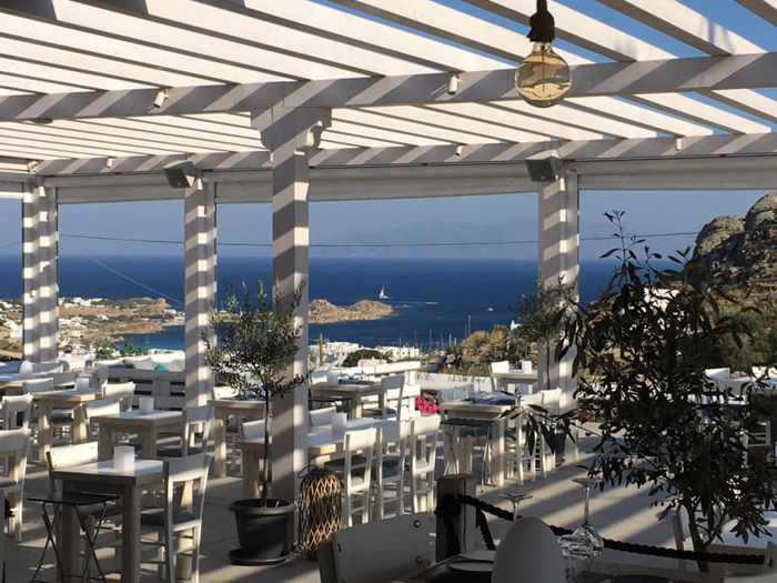 Sealicious by Kounelas Mykonos Restaurant photo from its page on Facebook