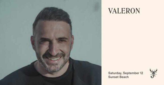 Scorpios Mykonos September 12 Sunset Ritual with Valeron
