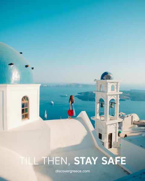 Santorini Church photo by Nikolas Alentoulis for Marketing Greece
