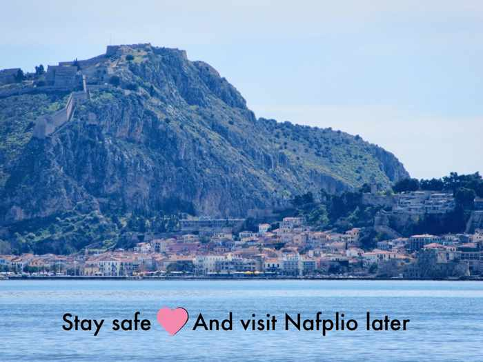 Visit Nafplio Facebook page photo of Nafplio