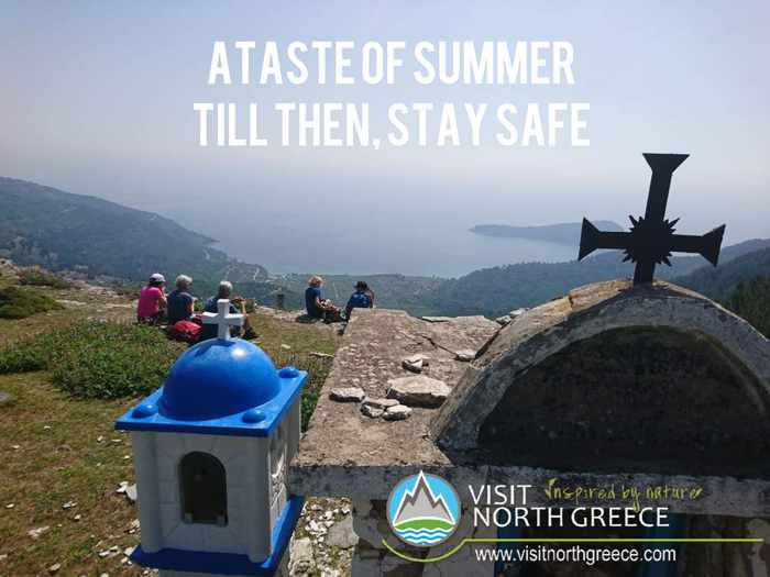 Taste of Summer image from the Visit North Greece page on Facebook