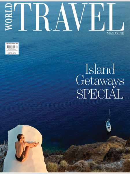 World Travel Magazine February-March 2020 cover