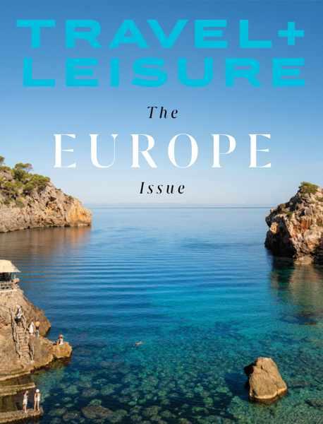 Travel + Leisure magazine May 2020
