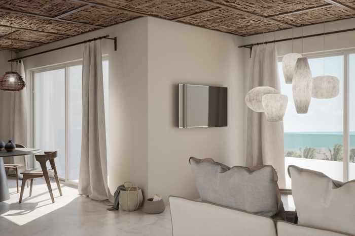 Interior of a VIP Elite Suite at Royal Senses Resort & Spa on Crete