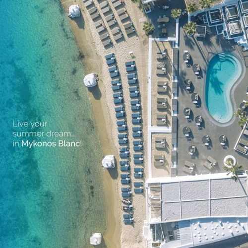Mykonos Blanc Hotel on Mykonos