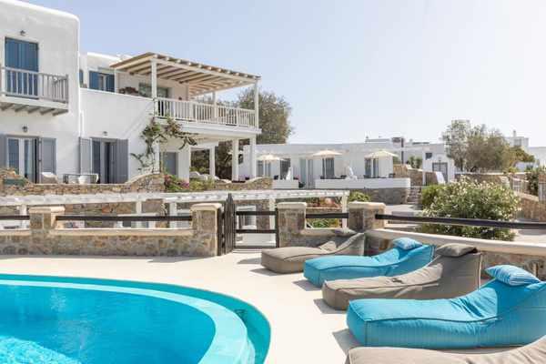 Villa Konstantin on Mykonos