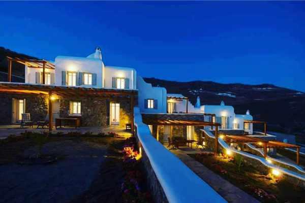 4z Mykonos Villas