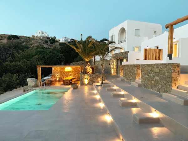 Aelia Mykonos luxury retreat