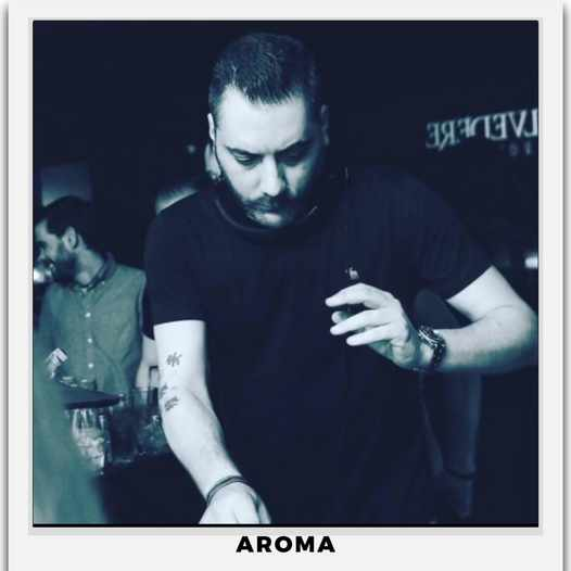 DJ Richard Horn appearances at Aroma Bar on Mykonos