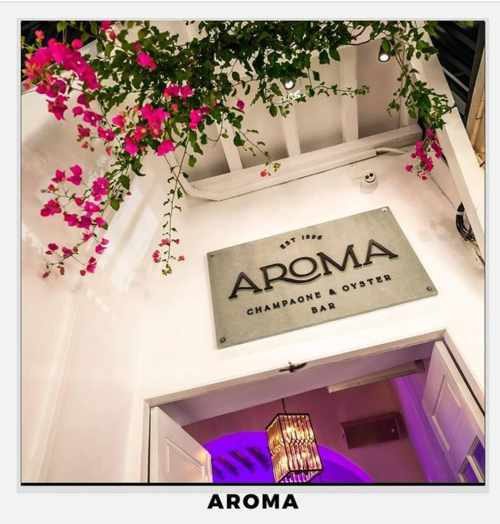 Aroma Bar on Mykonos