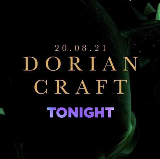 August 20 2021 Sanctus club on Mykonos presents DJ Dorian Craft