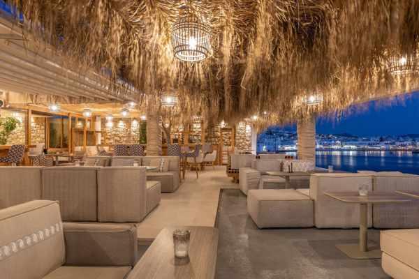 BluBlu Lounge on Mykonos