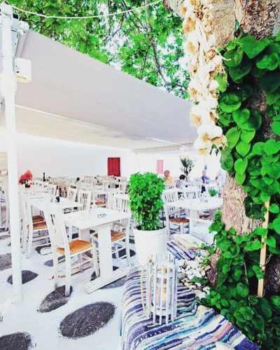 Casa di Giorgio restaurant in Mykonos