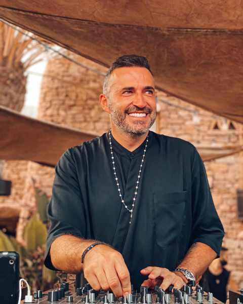 DJ and musician Valeron