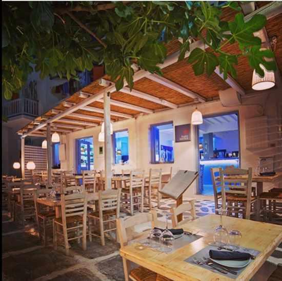 Funky Kitchen restaurant on Mykonos