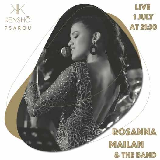 Kensho Psarou hotel on Mykonos live music event