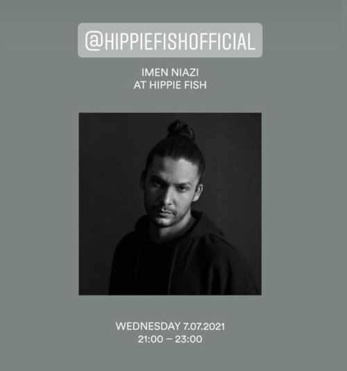Hippie Fish Mykonos presents DJ Imen Niazi