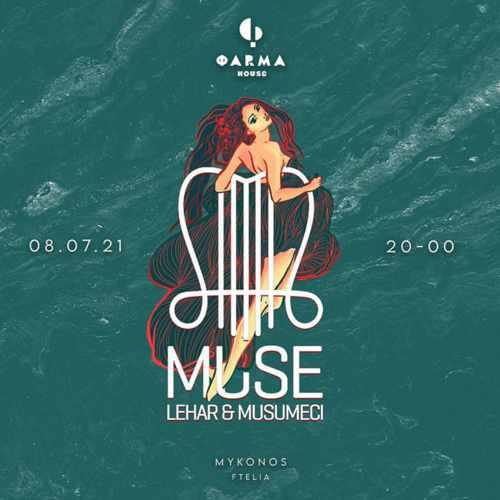 Farma House Mykonos presents Muse by Legar and Musumeci