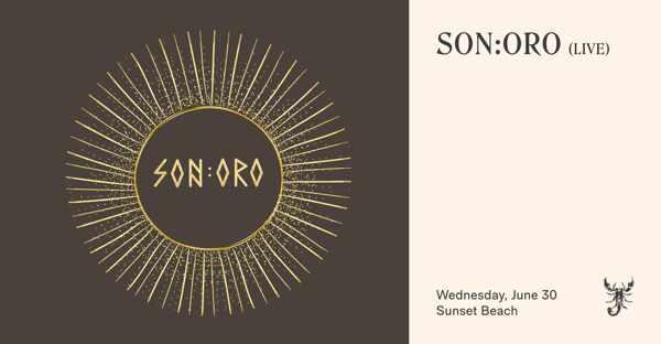 Scorpios Mykonos presents SONORO