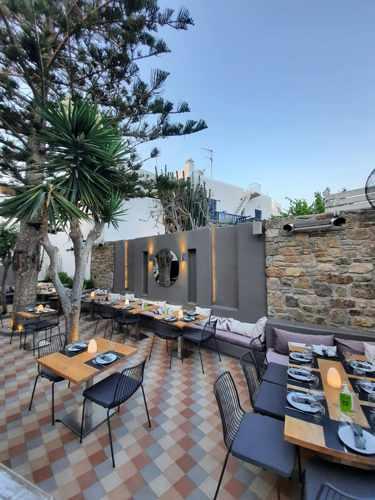 Kalita restaurant in Mykonos