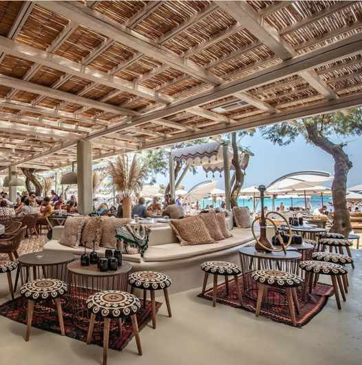 Kalua beach bar and restaurant seen in an image from its social media pages
