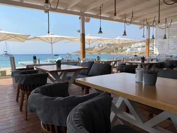 Kostantis restaurant on Mykonos