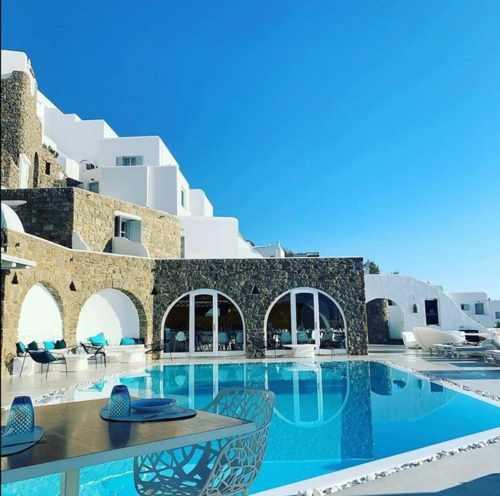 Kouros Hotel & Suites on Mykonos