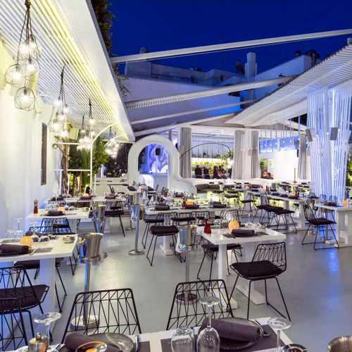 Koursaros restaurant on Mykonos