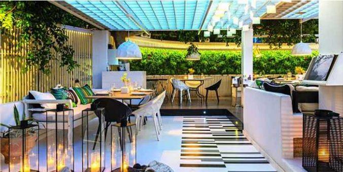 Krama restaurant on Mykonos