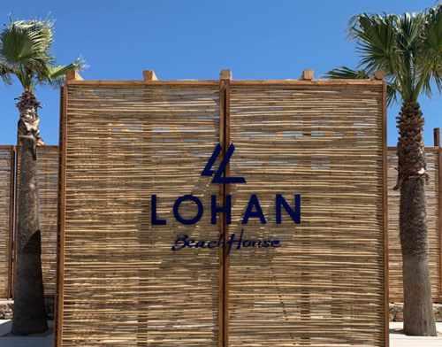Lohan Beach House on Mykonos