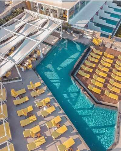 Myconian Korali  Hotel on Mykonos
