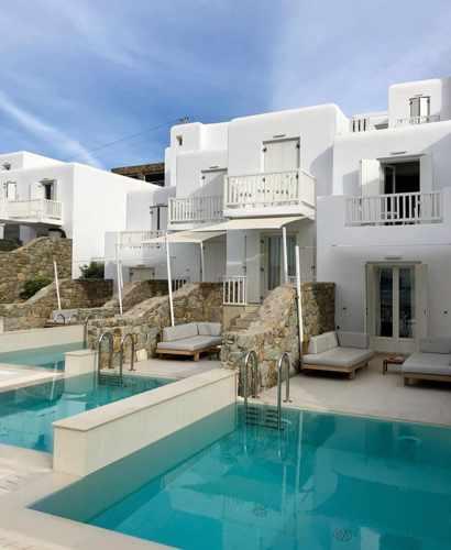 Myconian Kyma Design Hotel on Mykonos