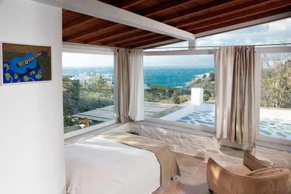 Mykonos Lillys Home and Sunset Suite