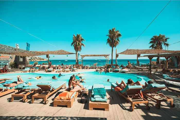 Paradise Beach Club Mykonos