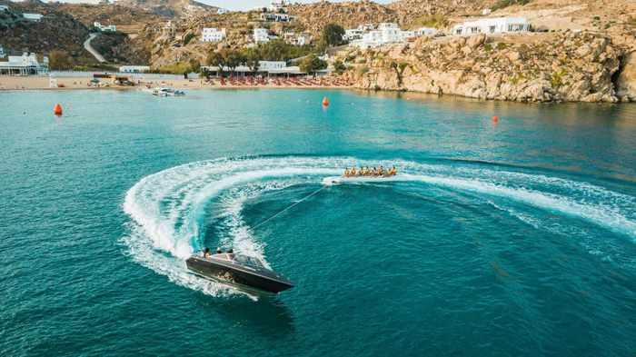 Super Paradise Watersports on Mykonos