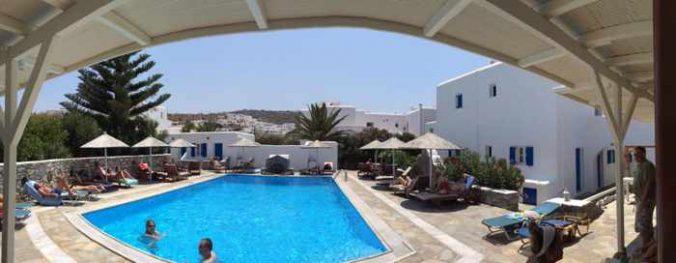Anemos Apartments on Mykonos