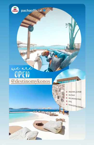 Destina Pacha Hotel Mykonos