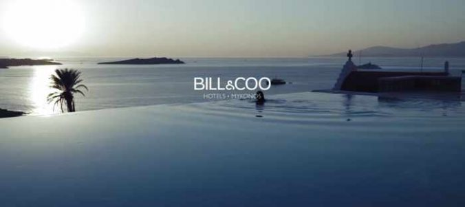 Bill & Coo Hotels Mykonos