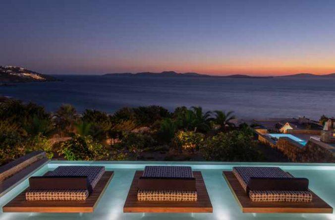 Althea Spa Retreat on Mykonos
