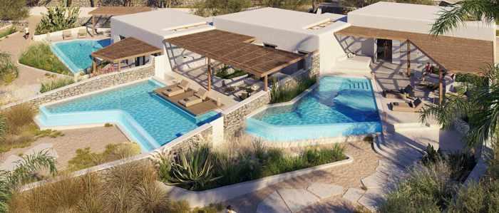 Bill & Coo Mykonos villas