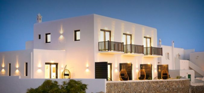 Epic Mykonos luxury suites