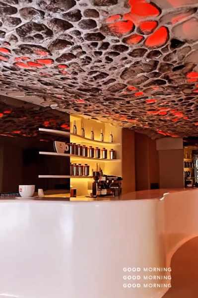 La Barran cafe-bar in Mykonos Town