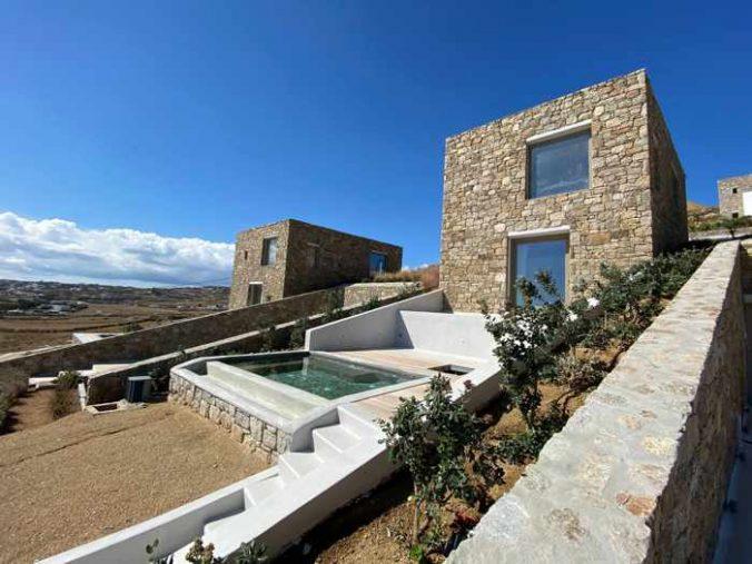 Photo of Panormos Bay Luxury Suites on Mykonos